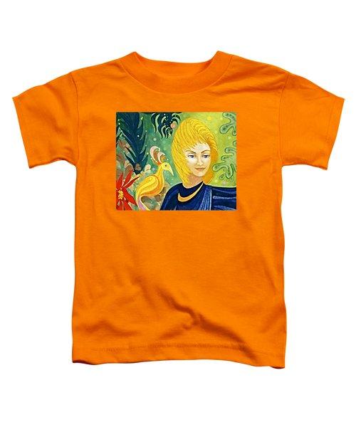 Gaia - Spirit Of Nature Toddler T-Shirt