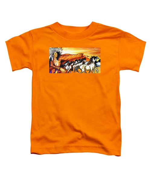 Gift Of The Pinto Toddler T-Shirt