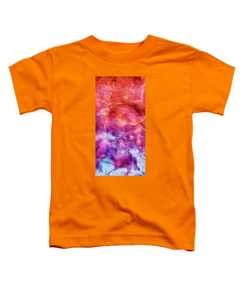 Glaze Abstract Phone Case Toddler T-Shirt