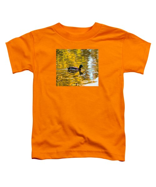 Golden   Leif Sohlman Toddler T-Shirt