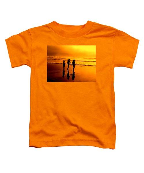 Golden Sands  Toddler T-Shirt