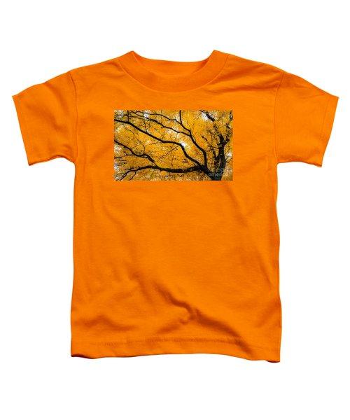 Golden Tree Toddler T-Shirt
