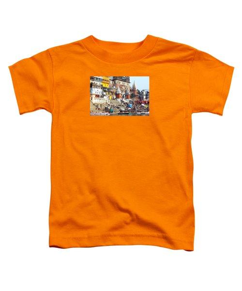 Good Morning Ganga Ji 2 Toddler T-Shirt