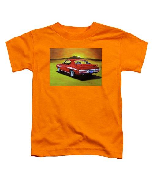 Gto 1971 Toddler T-Shirt