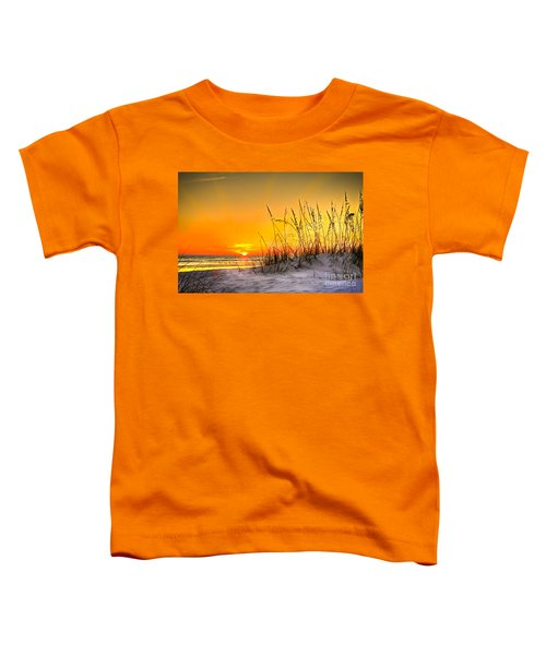 Gulf Sunset Toddler T-Shirt