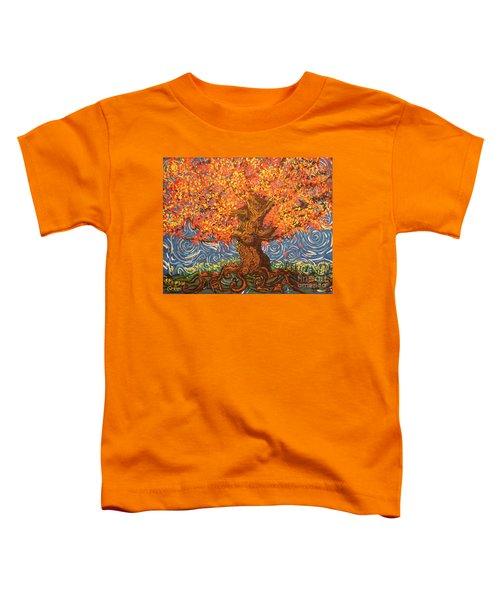 Healthy At Home Tree Toddler T-Shirt