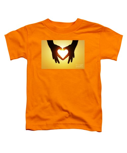 Heart Hands Toddler T-Shirt