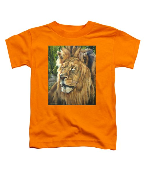 Him - Lion Toddler T-Shirt