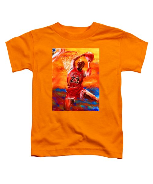 His Airness Toddler T-Shirt