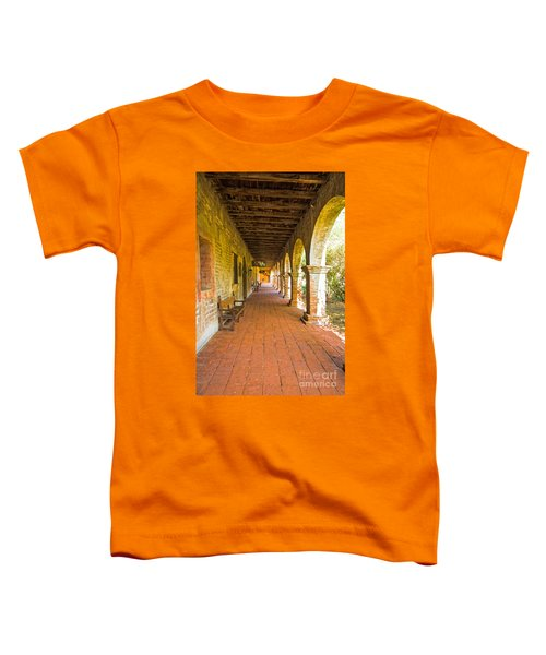 Historical Porch Toddler T-Shirt