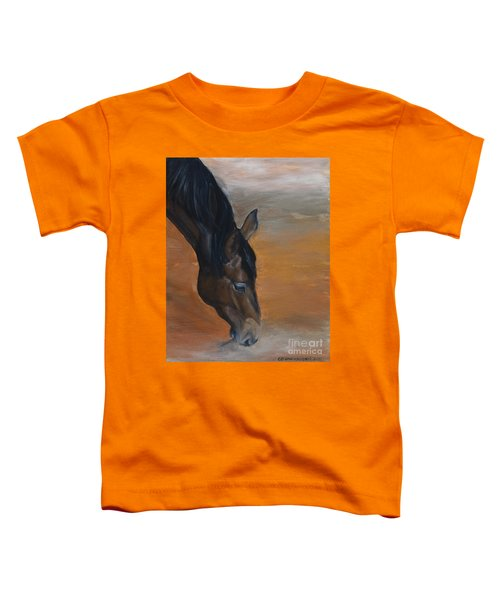 horse - Lily Toddler T-Shirt
