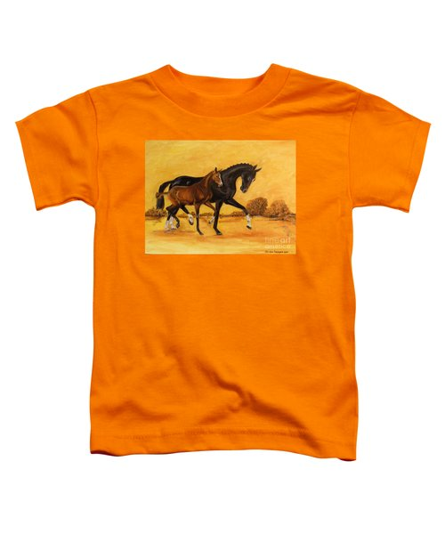 Horse - Together 2 Toddler T-Shirt