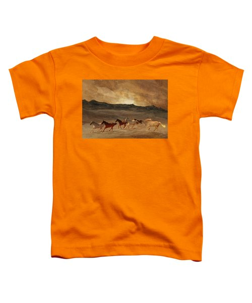 Horses Of Stone Toddler T-Shirt