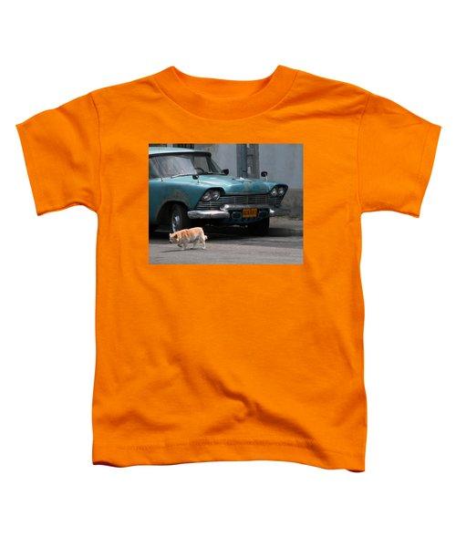 Hot Spot Toddler T-Shirt