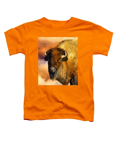 Icon Of The Plains Toddler T-Shirt