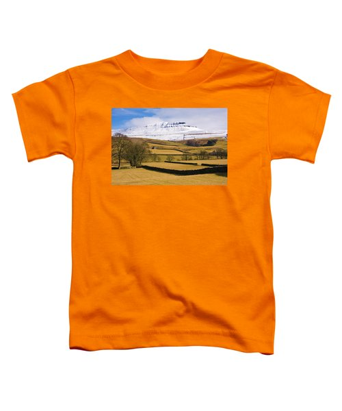 Ingleborough Toddler T-Shirt