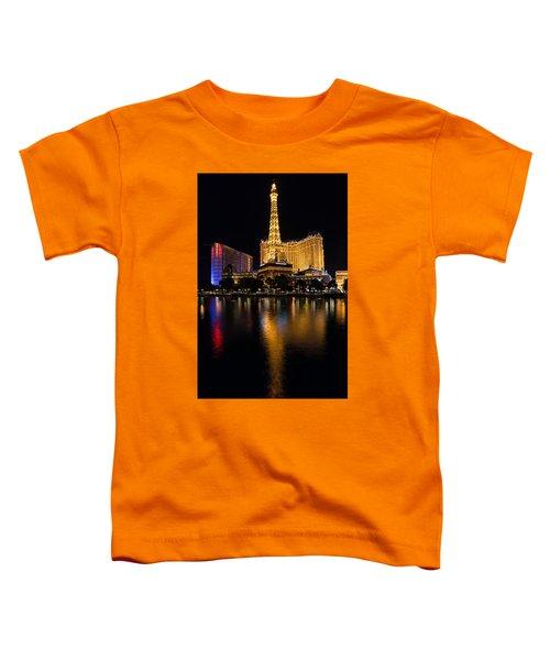 It's Not Paris Toddler T-Shirt
