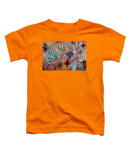 Jewel Of The Orient Toddler T-Shirt