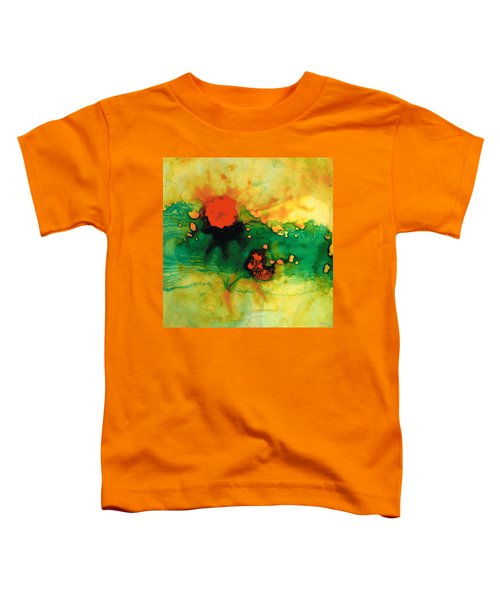 Jubilee - Abstract Art By Sharon Cummings Toddler T-Shirt