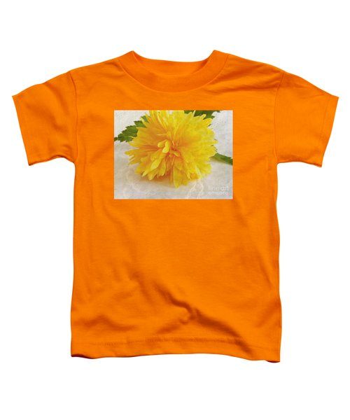 Kerria Japonica Toddler T-Shirt