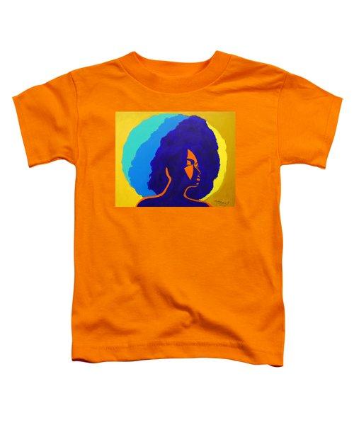 Lady Indigo Toddler T-Shirt