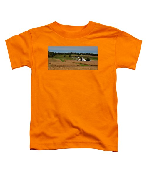 Lancaster County Farm Toddler T-Shirt