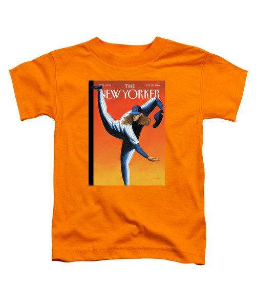 Late Innings Toddler T-Shirt