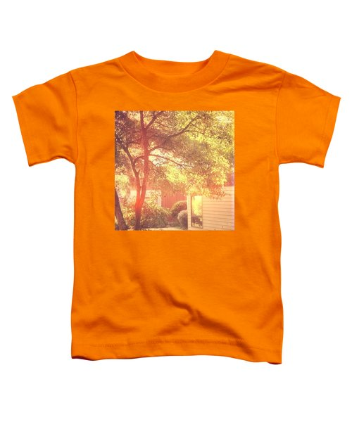 Lazy Days Of Summer Toddler T-Shirt