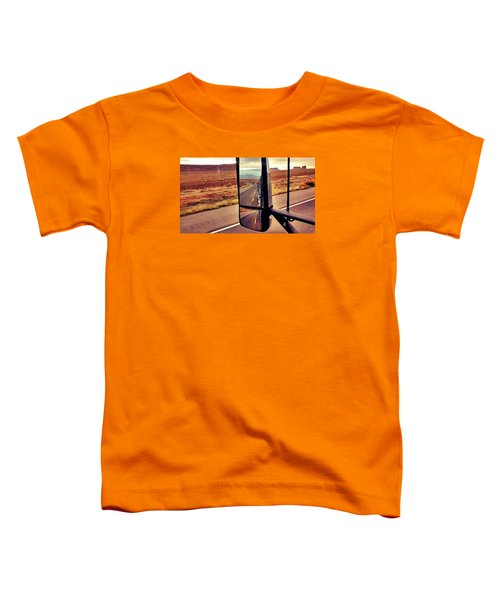 Life In My Rearview Mirror Toddler T-Shirt