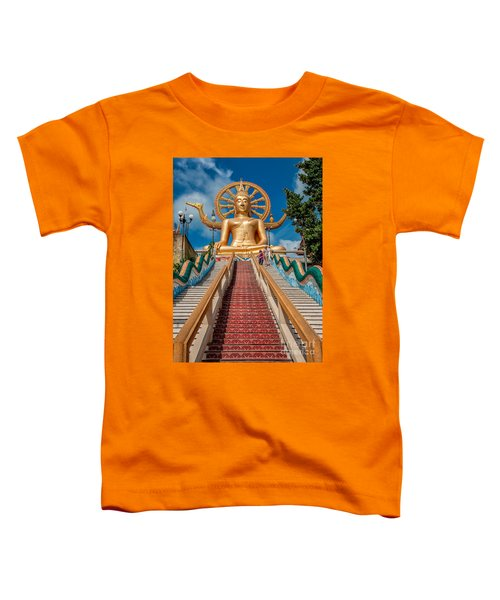 Lord Buddha Toddler T-Shirt