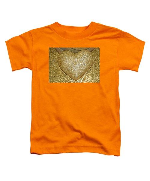 Lost My Golden Heart Toddler T-Shirt