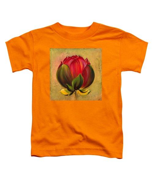 Lotus Bulb Toddler T-Shirt