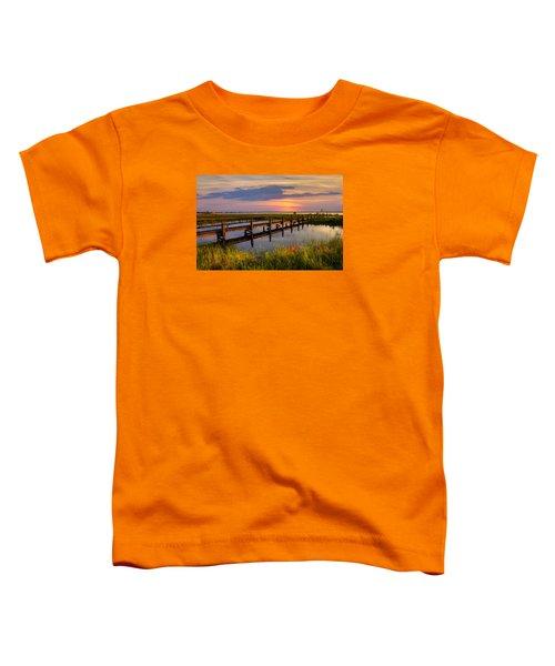 Marsh Harbor Toddler T-Shirt