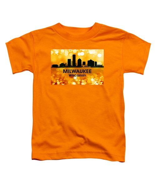 Milwaukee Wi 3 Toddler T-Shirt