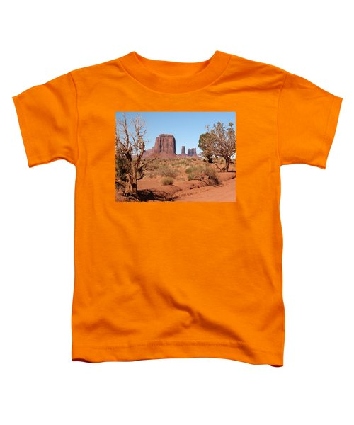 Monument Valley Toddler T-Shirt