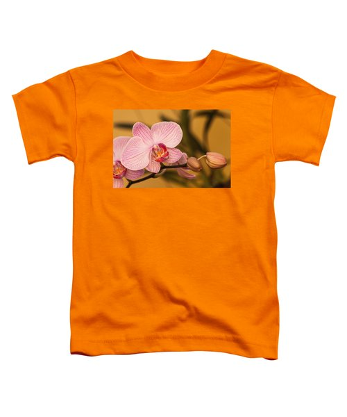 Moth Orchid Toddler T-Shirt