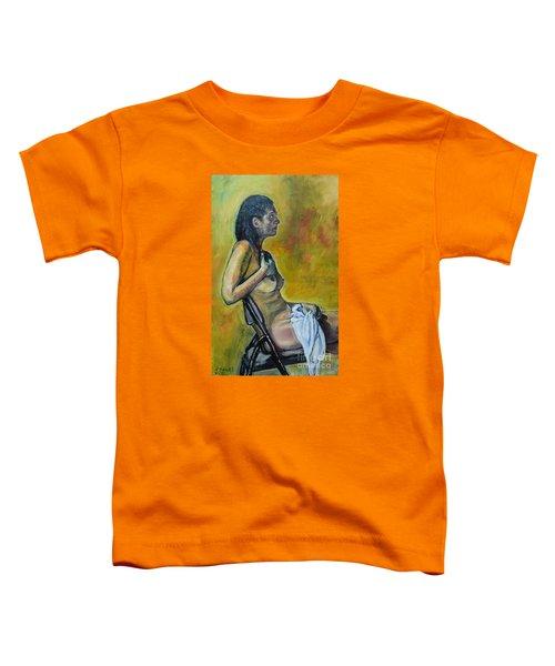 Naked Tellervo 1 Toddler T-Shirt