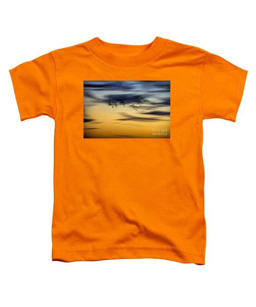 Natural Abstract Art Toddler T-Shirt