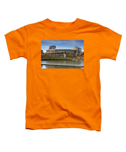 Neyland Stadium Toddler T-Shirt