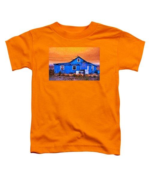 No Beach Parking Toddler T-Shirt