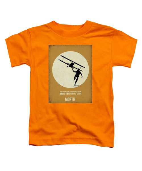 North By Northwest Poster Toddler T-Shirt