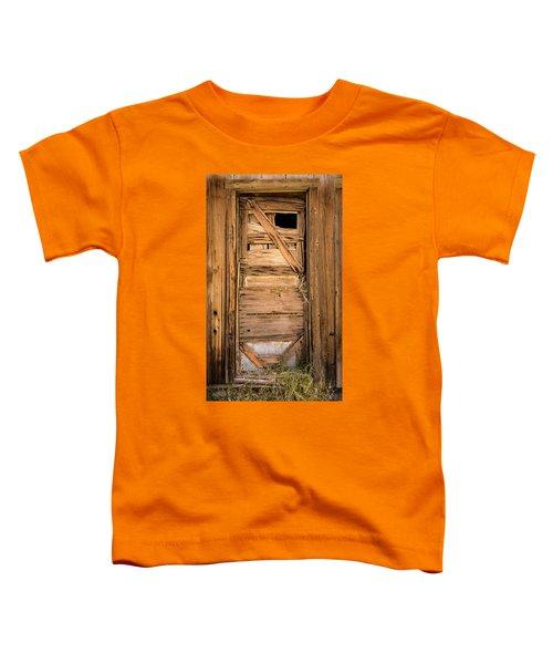 Old Door Toddler T-Shirt