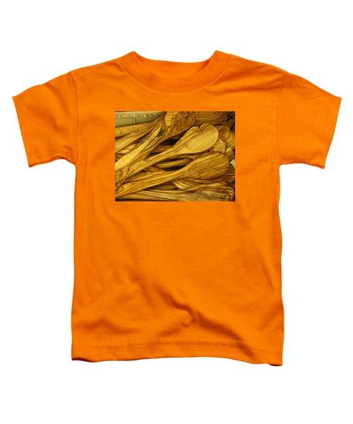 Olive Wood Toddler T-Shirt
