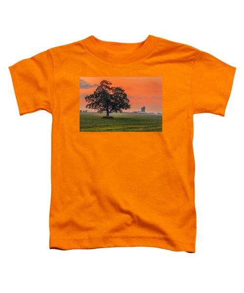 One Fine Morning Toddler T-Shirt