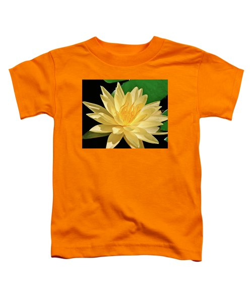 One Water Lily  Toddler T-Shirt