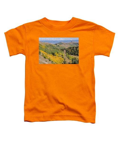 Only The Beginning Toddler T-Shirt