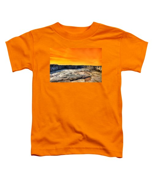 Orange Blaze Toddler T-Shirt