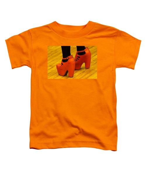 Orange Pair Toddler T-Shirt
