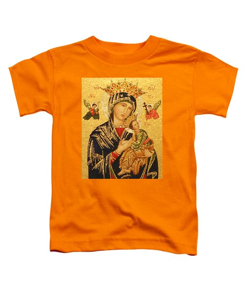 Our Lady Of Perpetual Help  Toddler T-Shirt