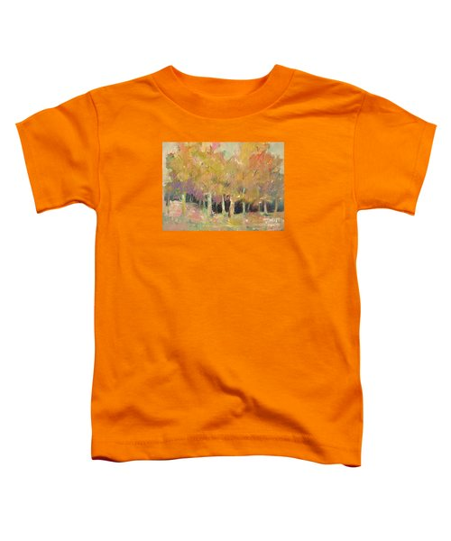 Pale Forest Toddler T-Shirt
